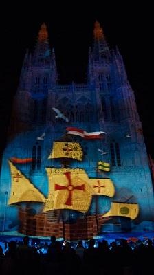 Noche Blanca en Burgos