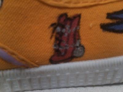 Zapatillas monster4