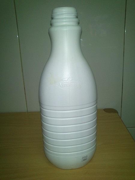 Manualidades con botellas
