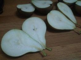 Peras al vino (6)