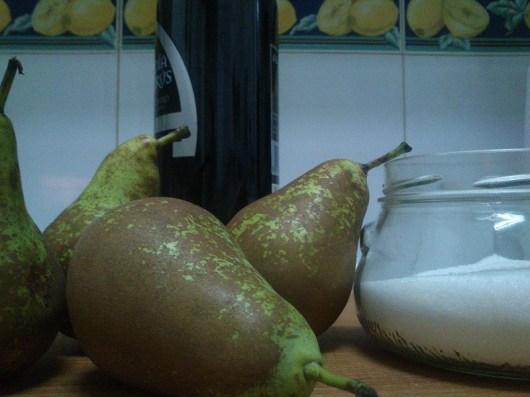Peras al vino (7)