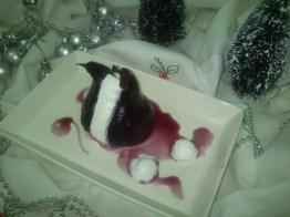 Peras al Vino - Postre Navidad (2)