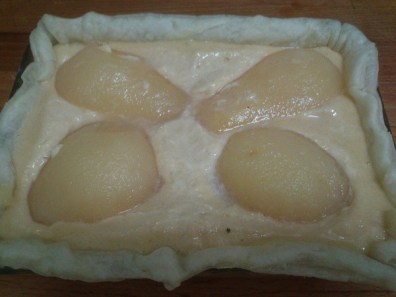 Tarta hojaldre de pera (8)