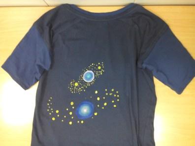 Modificar camiseta y pintar (3)