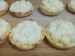 Tartaletas de crema (5)