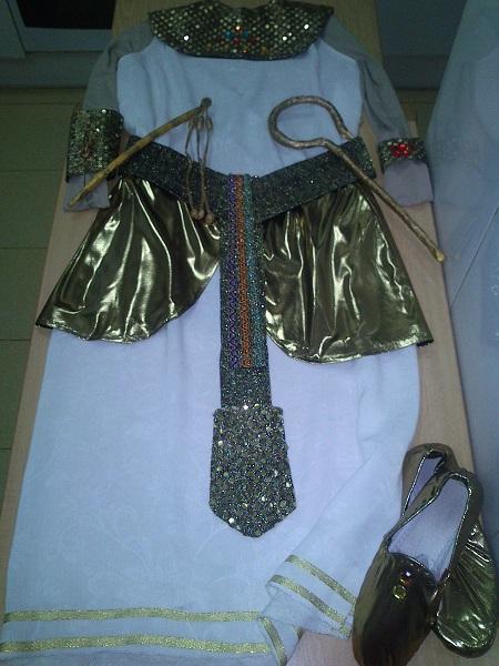 Disfraz Egipcia