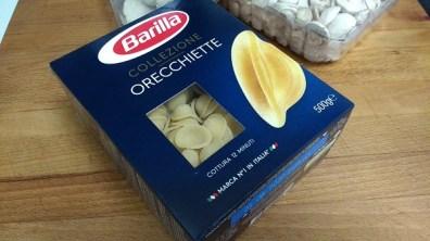 Pasta Orecchiette con setas y champiñones (15)