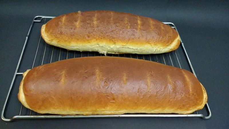 Pan tipo brioche