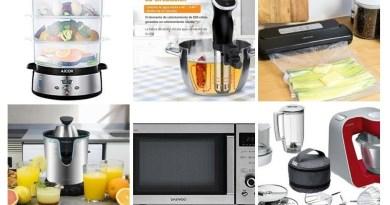 Pequeños electrodomésticos imprescindibles