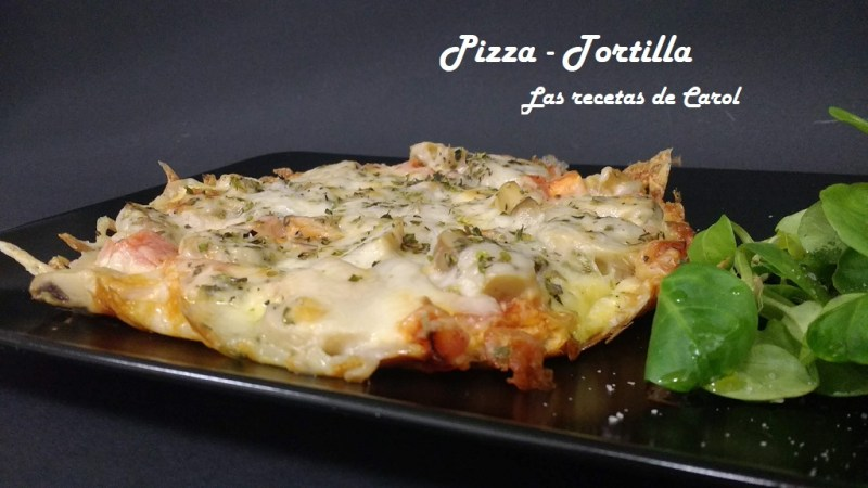 Pizza Tortilla