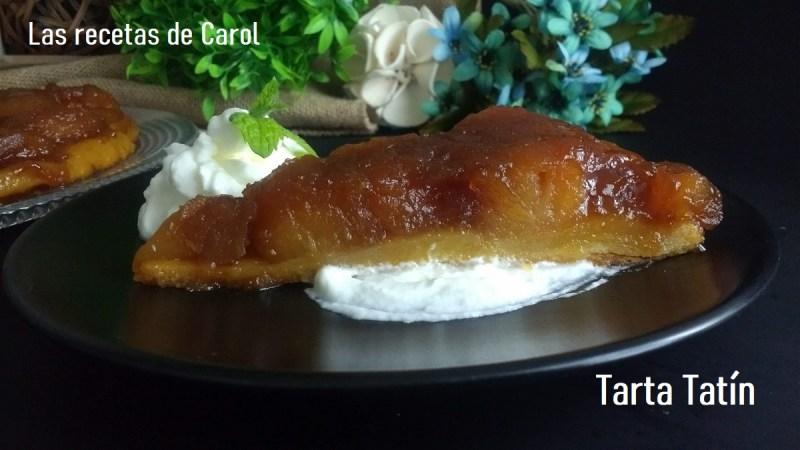Tarta Tatín