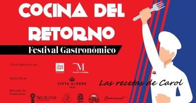 """Festival Gastronómico """"COCINA DEL RETORNO"""" – Presentación"""