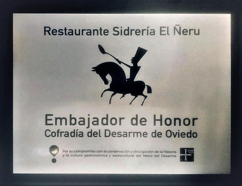 El Desarme en el restaurante El Ñeru