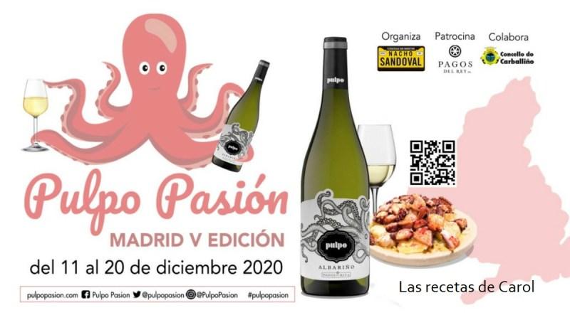 Pulpo Pasión Madrid 2020
