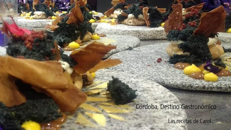 a gastronomía de Cordoba