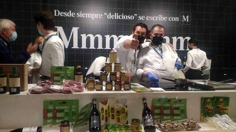Actividades y ponencias Madrid Fusión