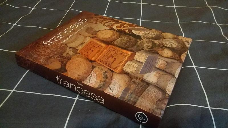 Libro cocina francesa