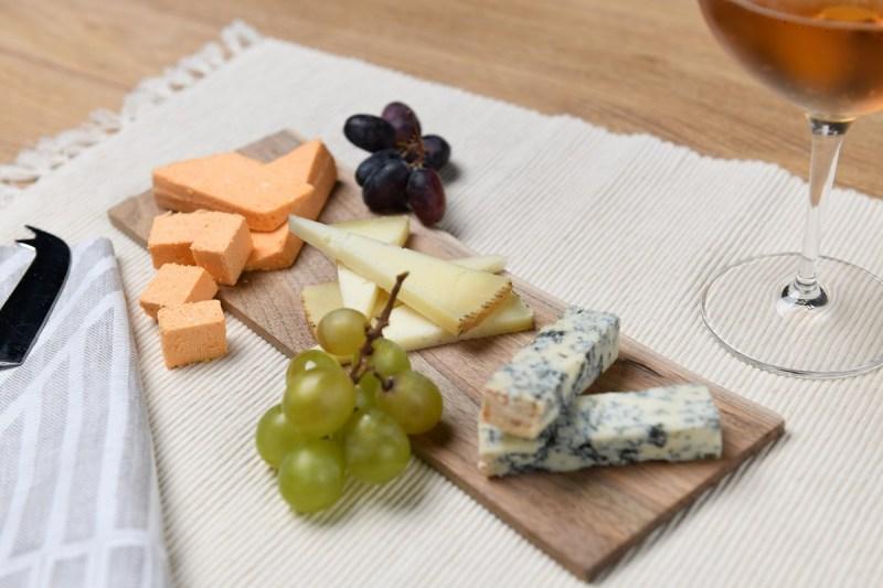 Tabla de quesos de origen nacional
