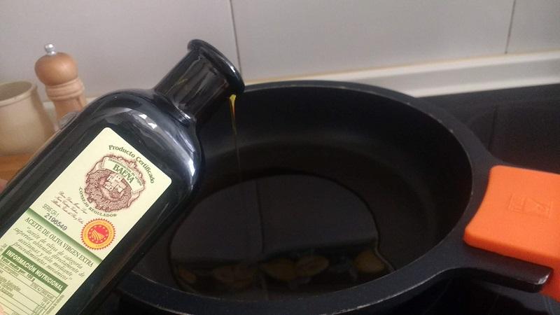 Aceite de oliva virgen extra d.o.Baena