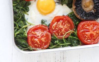 Recetas – Horneado de verduras