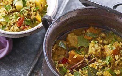 Recetas – Sopa india de invierno