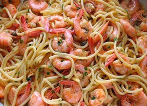 Recetas – Espagueti de mar