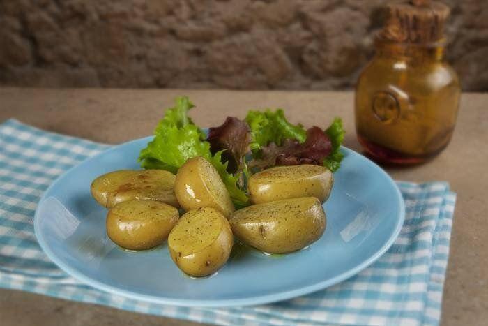Recetas – Patatas al microondas