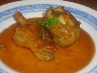 Recetas - Pollo maregno