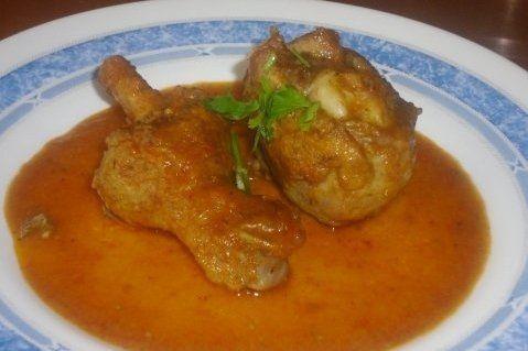 Recetas – Pollo maregno