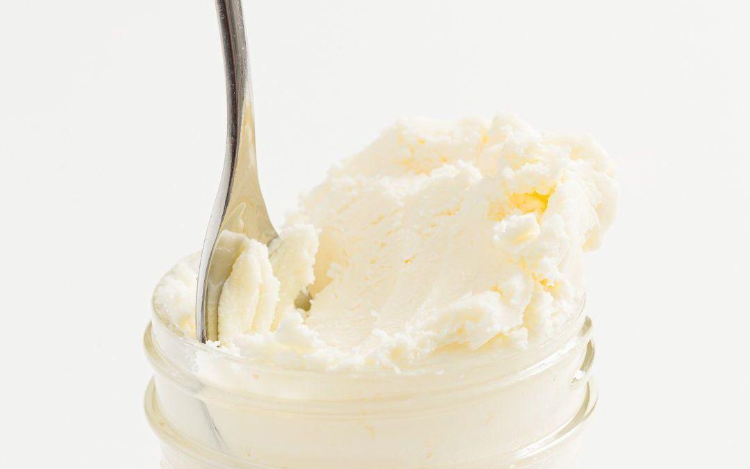 Receta de crema coagulada casera fácil
