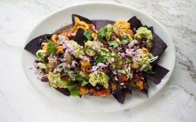 Los mejores Nachos veganos – 101 libros de cocina