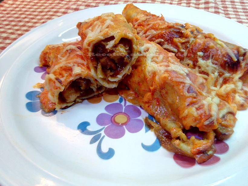 Canelones de pollo y calabaza4 (1)