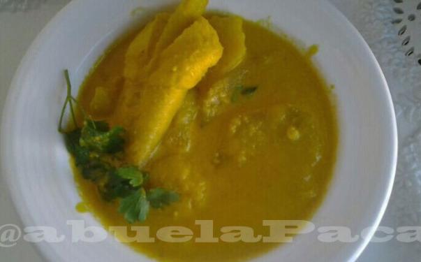 Sopa bullabesa de Almería al estilo María (mi abuela)0 (0)