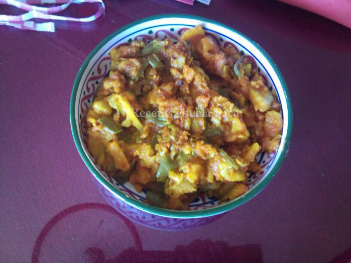 Fritá de calabaza ofrecida por Isabel Salas0 (0)
