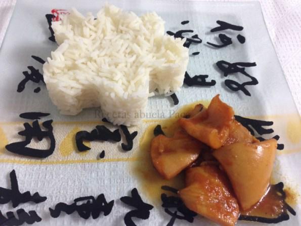 jibia en salsa de coco oriental blog