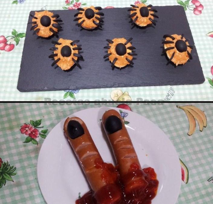 Recetas de Halloween ofrecidas por Patrix Velmar0 (0)