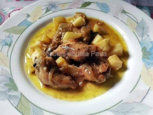 Conejo encebollado con patatas5 (2)
