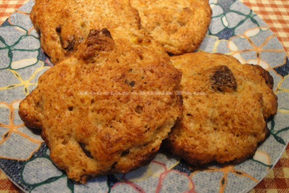 galletas-de-choco y platano blog