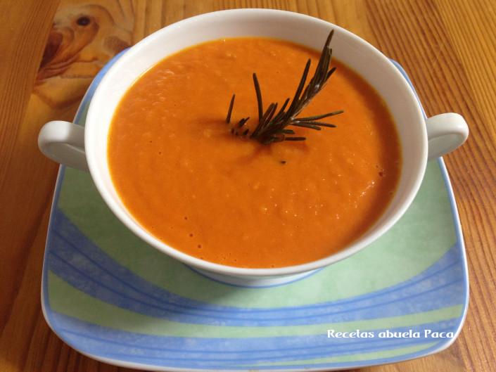 Sopa de tomate0 (0)