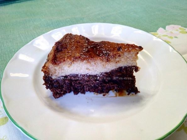 tarta de flan y choco blog2