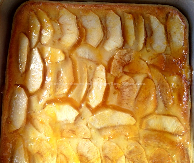 Tarta de manzana super fácil0 (0)