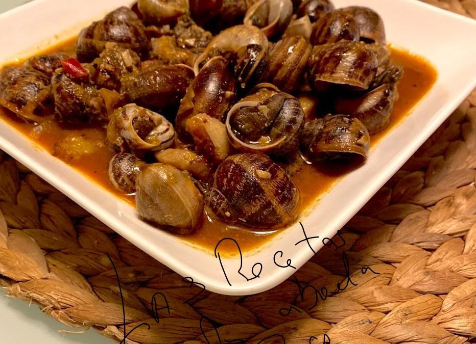 Caracoles de Almería (salsa de almendras)5 (1)