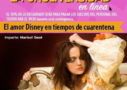 El amor Disney en tiempos de cuarentena