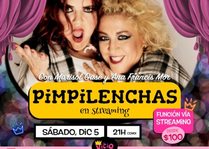 Pimpilenchas en streaming