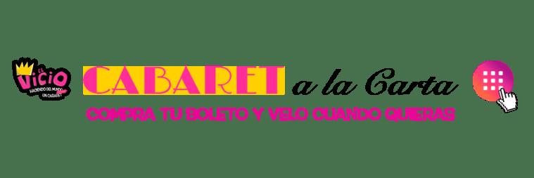 Logo Cabaret a la Carta