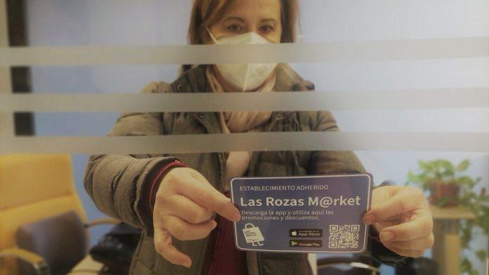 Las Rozas Market