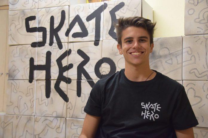 agenda cultural skate hero