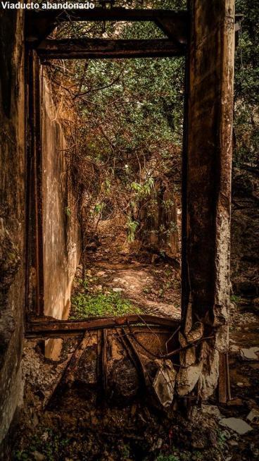 Viaducto abandonado