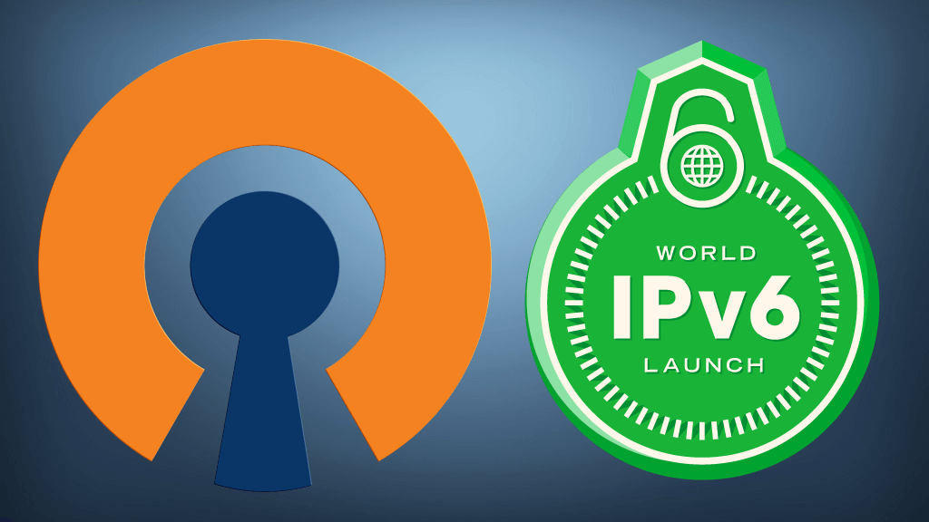 How to: Setting up OpenVPN with individual public ipv6 for clients