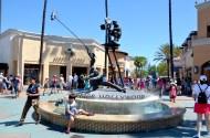 Universal Studios Fountain